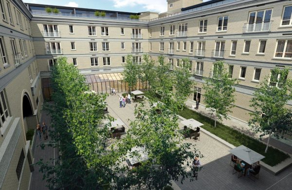 The Courtyards